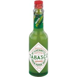 McIlhenny Tabasco Sauce grün 57 ml