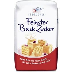 Südzucker Feinster Back Zucker 1 kg