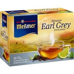 Meßmer Tee Earl Grey  50 Beutel à 1,75 g
