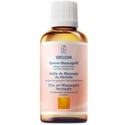 WELEDA DAMM Massageöl - Bereitet auf die Geburt vor