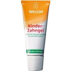 WELEDA KINDER ZAHNGEL - Kariesprophylaxe für die Milchzähne