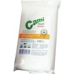 Cami-Moll Intim Feuchttücher Nachfüllpack