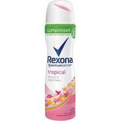 Rexona Tropical compressed Deo-Spray