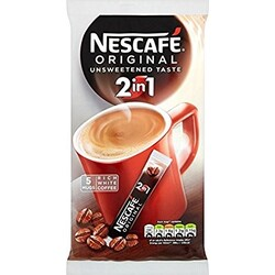 Nescafé Original 2in1 Unsweetened Taste