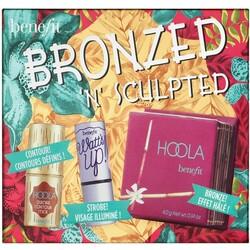 Benefit Hoola bronzed 'n' sculpted Set Make-up Set
