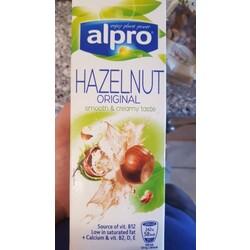 Alpro Hazelnut Original Smooth & Creamy Taste
