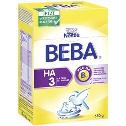 BEBA HA 3 Folgenahrung ab dem 10. Monat 550 g