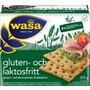 Wasa Glutenfreies und Laktosefreies Knäckebrot 275 g
