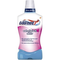 Odol Med 3 Mundspülung Zahnfleisch Aktiv 500 ml