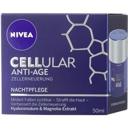 NIVEA Cellular Anti Age Nachtpflege, 50 ml