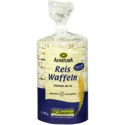 Alnatura Reis Waffeln  mit Salz