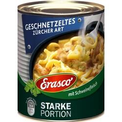 Erasco Starke Portion Geschnetzeltes Zürcher Art 800 g
