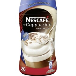 Nescafè Cappuccino - weniger süß