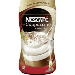 Nescafé Gold - Cappuccino cremig zart