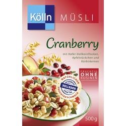Kölln Müsli Cranberry