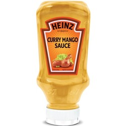 Heinz Curry Mango Sauce 220ml (240g)