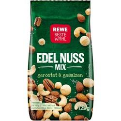Rewe Beste Wahl Edel Nuss Mix geröstet und gesalzen