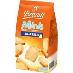 Brandt Zwieback Minis Klassik