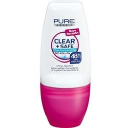 Pure & Basic Deo Roll-on Clear and safe
