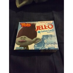 Jell-O Cotton Candy Gelatin Dessert
