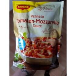 Maggi Penne In Tomaten-Mozzarella Sauce