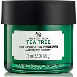 The Body Shop Tea Tree Anti-Unreinheiten Maske Für Die Nacht