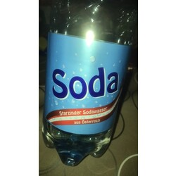 Starzinger Sodawasser Aus Österreich