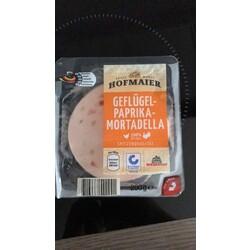 Hofmaier Geflügel-Paprika-Mortadella