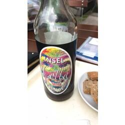 Insel Colla Berlin Koffeinhaltiges Erfrischungsgetränk Mit Chili Ingwer