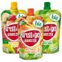 fruit & go squeezer Apfel-Pfirsich-Banane-Marille