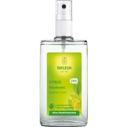 Weleda Deo Zerstäuber Deodorant Citrus