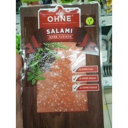 Die Ohne Salami Ohne Fleisch
