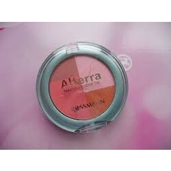Alterra Quattro-Rougepuder 01 Multi-Rose