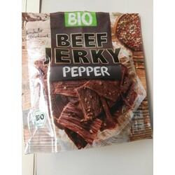 Bell Bio Beef Jerky Pepper