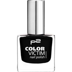 p2 color victim nail polish eternal 500