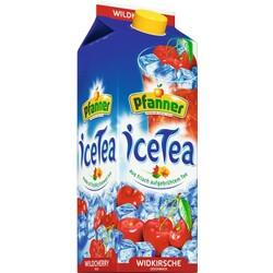 Pfanner iceTea Wildkirsche