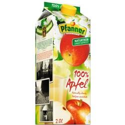 Pfanner Apfel naturtrüb