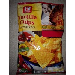 K-Classic Tortilla Chips Mexican Chili