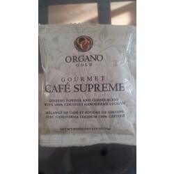 Gourmet Café Surpreme