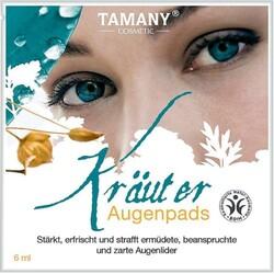 TAMANY Cosmetic Kräuter Augenpads
