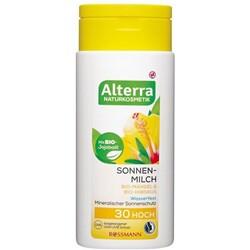 Alterra Sonnenmilch Bio-Mandel & Bio-Hibiskus
