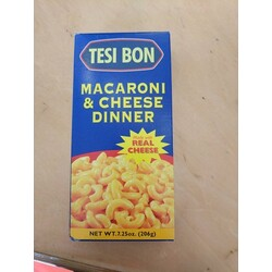 Tesi Bon Macaroni & Cheese Dinner