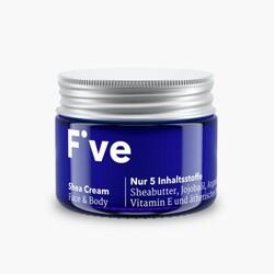 Five Skincare | Shea Cream – Face & Body