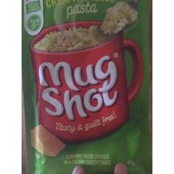 Mugshot Creamy cheese pasta