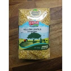 Gama Yellow Lentils