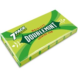 Wrigleys Doublemint 7x 5 Streifen