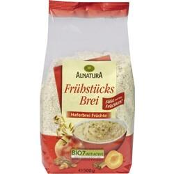 Alnatura Bio Frühstücksbrei Haferbrei Früchte 500 g