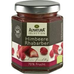 Alnatura Sélection Fruchtaufstrich Himbeere-Rhabarber