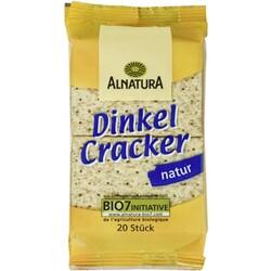 Alnatura Dinkel Cracker natur