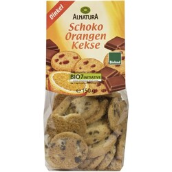 Alnatura Schoko-Orangen-Kekse